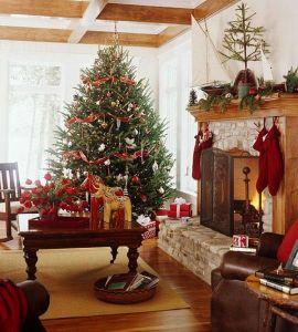 Contoh Dekorasi Natal yang Keren Dan indah 017